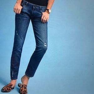 ANTHROPOLOGIE dl1961 Riley slim boyfriend jeans